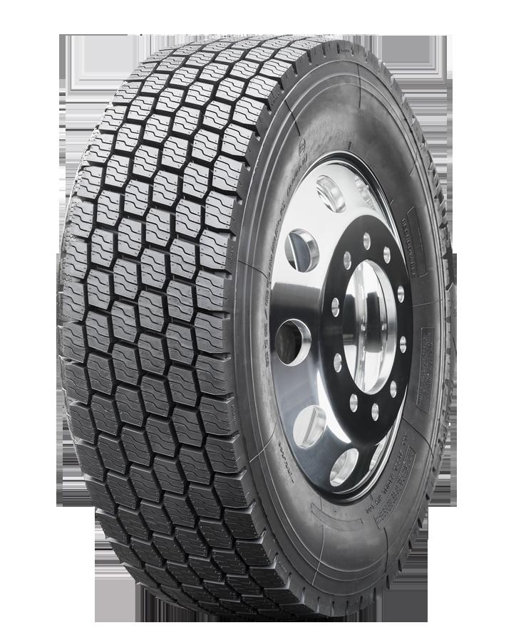 Tire Size Code >> Aeolus ADW80 Winter Drive Tire